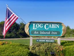 Maine Flag Image Welcome To Log Cabin Inn Of Bailey Island Maine