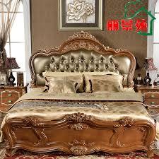 explosion models popular american antique carved furniture bedroom