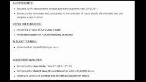 sample resume leadership skills software trainer sample resume youtube software trainer sample resume