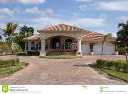 mediterranean style home royalty free stock images image 8793649 driveway entrance home mediterranean