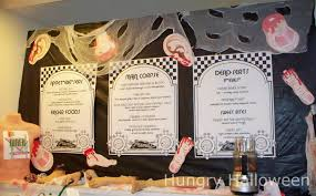 Halloween Kitchen Decor Turn Your Kitchen Into A Dead Man U0027s Diner Hungry Happenings