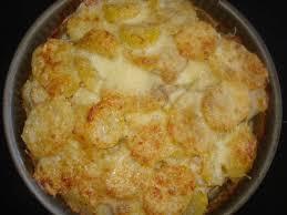 recette de cuisine alg駻ienne gratins gratin de pommes de terre thon cuisine algerienne bordjienne
