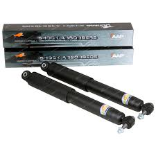 2 rear gas shock absorbers ford falcon au ba bf station wagon xt