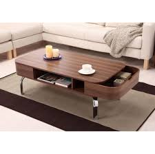 Mid Century Modern Round Coffee Table Furniture Elegant Modern Coffee Table For Living Room With