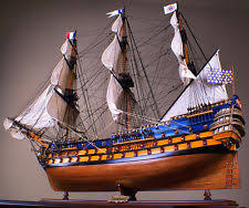 Small Wooden Boat Plans Free Online by Antique Model Ships Ebay