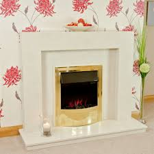 modern marble fireplace available in 54