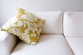 How To Make A Sofa Cover by How To Make A Sofa Cover Out Of A Bed Sheet Hunker