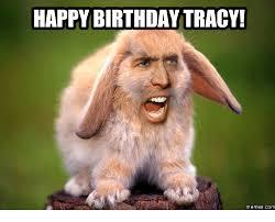 Tracy Meme - happy birthday tracy memes com monkey birthday meme on me me