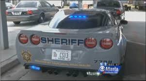 last stand corvette clayton county sheriffs department acquires corvette zr1