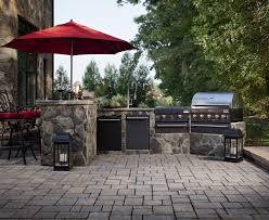 how much does an outdoor kitchen cost crafts home