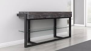 Grey Console Table 64 Graphite Grey Console Table Ft64st Graphite Console Tables