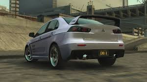 2003 mitsubishi lancer modified image mitsubishi lancer evolution x twc rear low angle jpg