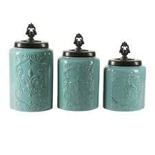 Glass Kitchen Canister by Cool Kitchen Canisters 100 Colored Kitchen Canisters Best 25