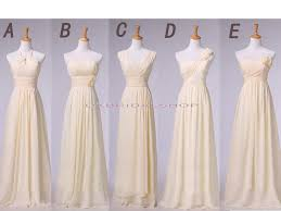 chagne bridesmaid dresses bridesmaid dresses chagne bridesmaid dresses mismatched