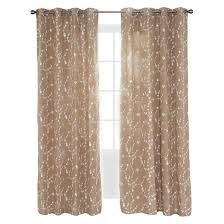 Amelia Curtains Yorkshire Home Inas Embroidered Curtain Panel 95