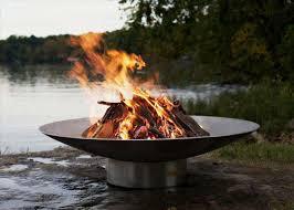Wood Burning Firepit Luxury Modern Wood Burning Pit Ore Square Wood Burning