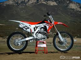 2013 honda crf450r comparison photos motorcycle usa