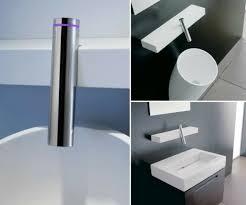 cuisine high tech mitigeur lavabo électronique et numérique la robinetterie high tech