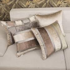 Slipcover For Pillow Back Sofa Pillow Cover Almofada Almofadas Decorativas Elegant Stripe Fashion