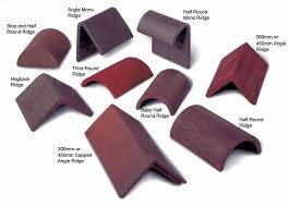 dreadnought s range of clay ridge tiles