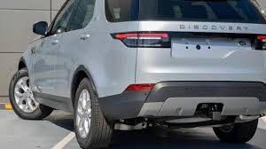 2017 land rover discovery sport trunk 2017 land rover discovery indus silver automatic wagon youtube