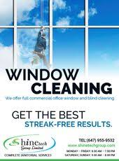 Blind Cleaning Toronto Commercial Office Window And Blind Cleaning Streak Free Results