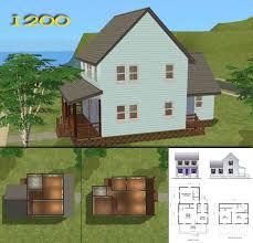 Katrina Homes Mod The Sims U0027katrina Cottages U0027 Homes For Your Post Disaster