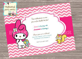 my melody birthday card alanarasbach com