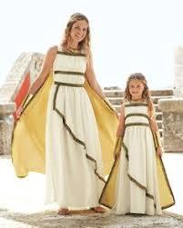 Cleopatra Halloween Costumes Girls Grecian Goddess Dress Girls Grecian Goddess