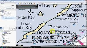 Map Of The Florida Keys Florida Keys Fishing Map And Fishing Spots Youtube