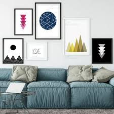 online buy wholesale painting wall murals from china painting wall decorative painting of modern minimalist living room on wall mural paintings of english creative combination geometric
