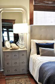 Small Bedroom Night Stands Amazing Mirrors Above Nightstands Cool Small Bedroom Design Ideas