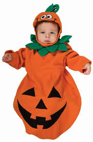 pumpkin costume baby bunting infant pumpkin costume mr costumes