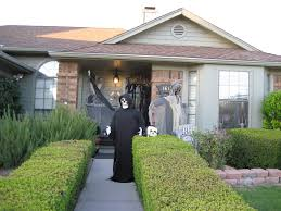 House Decorations Outside Interior House Decor For Outdoor Using Standing Ghost