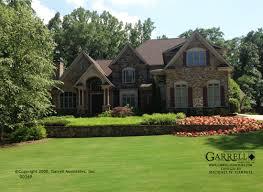 exterior design asheville lodge house plans by garrell associates