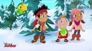 jake land pirates legendary snow foot disney
