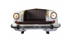 canapé voiture canapé voiture anish l avant d une voiture recyclé en canapé