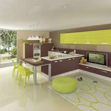 cuisine marron et blanc cuisine marron et blanc cuisine buffet cuisine blanc