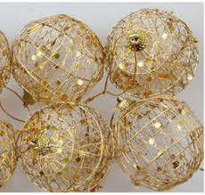 Buy Cheap Christmas Decorations Uk by Christmas Golden Ball Ornament Online Christmas Golden Ball