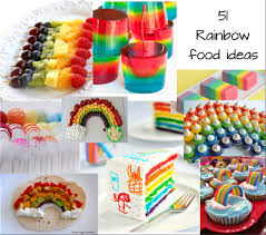 kitchen tea party ideas cute food for kids 51 rainbow food ideas for st patrick u0027s day