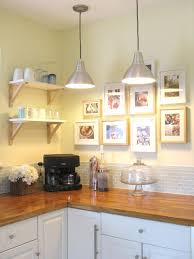 kitchen dual tone yellow best kitchen color ideas for small