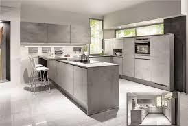cuisine beton riva line n décor béton gris envia cuisines