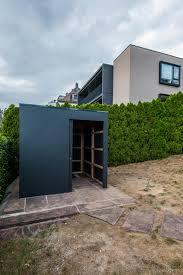 design gartenhaus deisgn gartenhaus by design garten augsburg anthrazit hpl