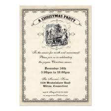 carol invitations announcements zazzle