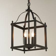Lantern Pendant Light For Kitchen Mini Lantern Pendant Light Tequestadrum Com