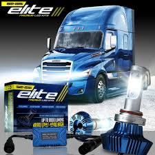 genssi elite led bulb kit 2008 2016 for freightliner cascadia