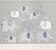 Wall Nursery Decals Nursery Wall Decals With Modern Flair