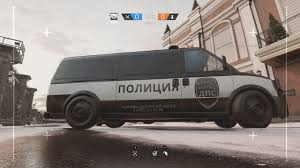 police truck macie noticed that a truck outside of delivery on kafe dostoevsky