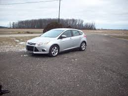 gas mileage for 2014 ford focus 2014 ford focus hatchback silver great gas mileage used cars for