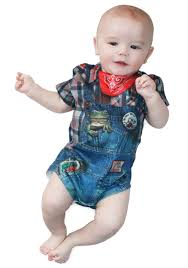 Toddler Boy Halloween T Shirts Infant Boy Hillbilly Costume T Shirt